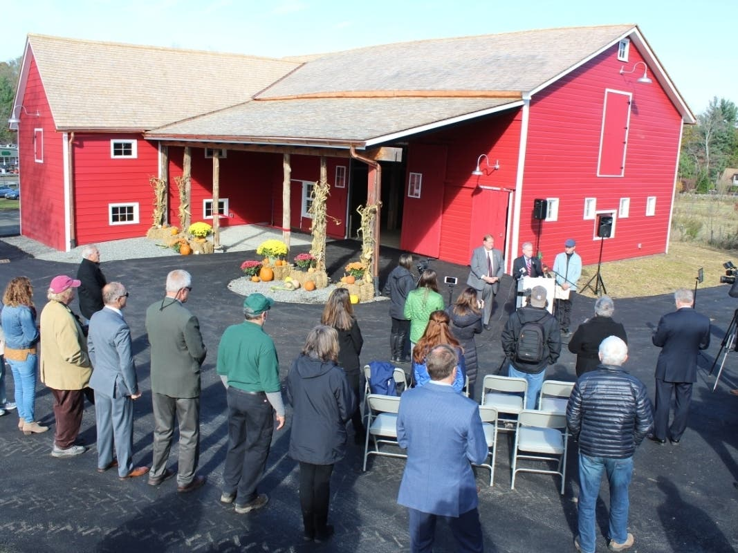 Open House To Show Off Renovated Historic Cropsey Barn ...