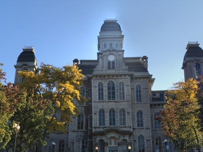 Syracuse Tightens Security Over Bias Incidents