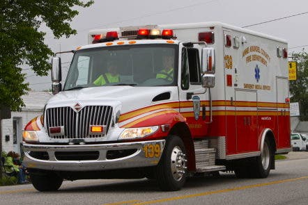 2 Motorcyclists Hurt In Route 50 Crash: Fire Officials | Annapolis