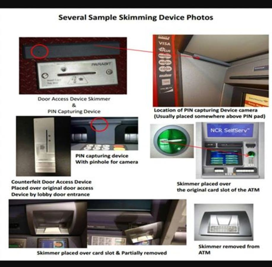 ATM Skimmer Found At Bowie 7-Eleven: Police   Bowie, MD Patch
