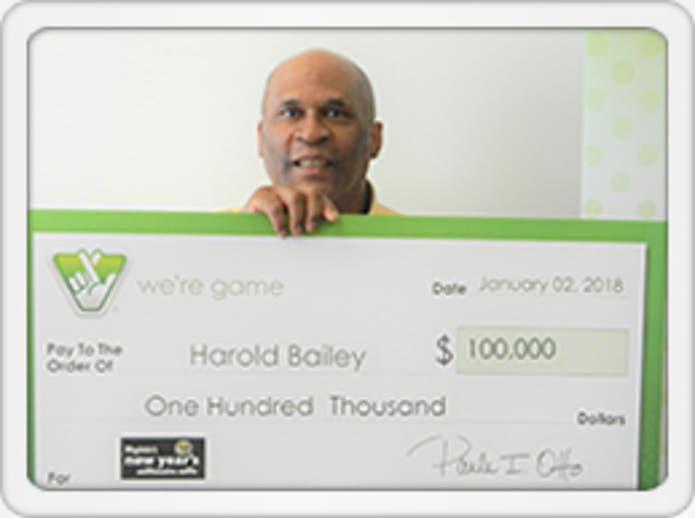 Woodbridge Man Wins $100K On New Year's   Woodbridge, VA Patch