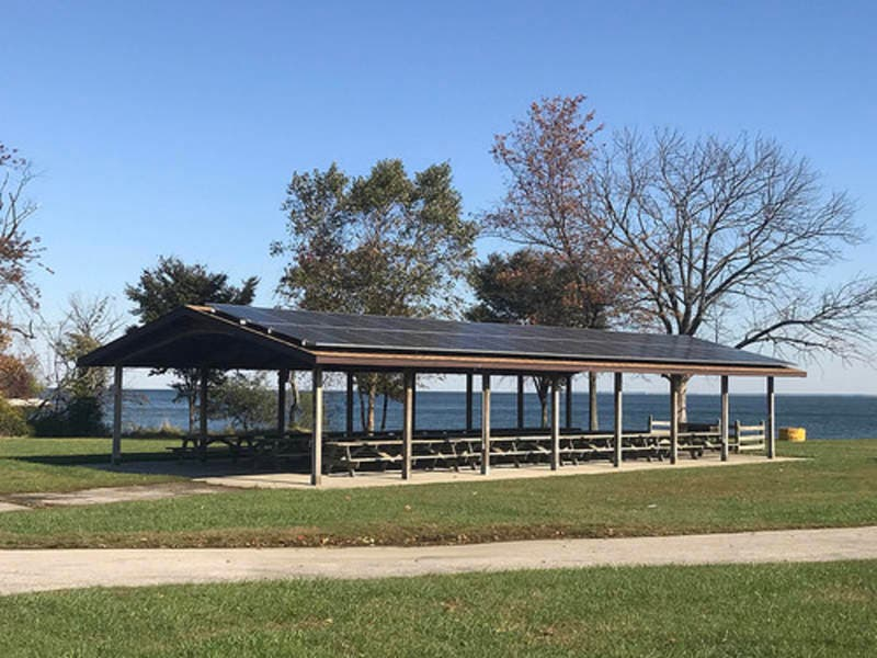 Energy Efficient Upgrades Completed At Sandy Point State