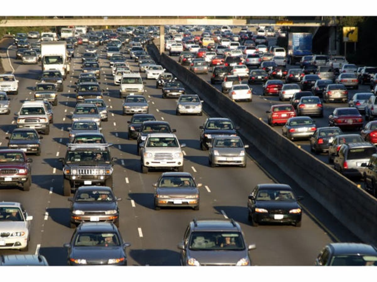 Atlanta Traffic Among Worst In US And Worldwide: Report