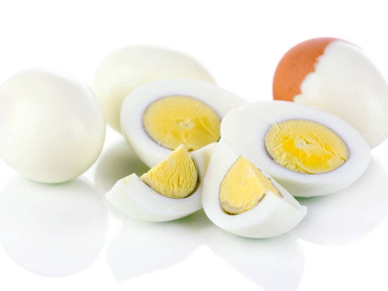 How To Make Perfect Hard Boiled Eggs With No Green Ring Annapolis
