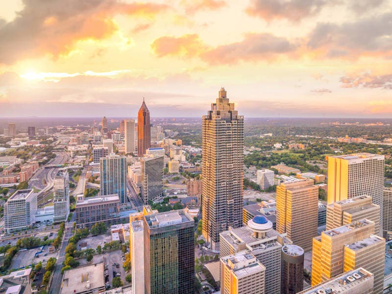 2 Of The Top 50 Worst Places To Live Are Right Here In Ga Atlanta