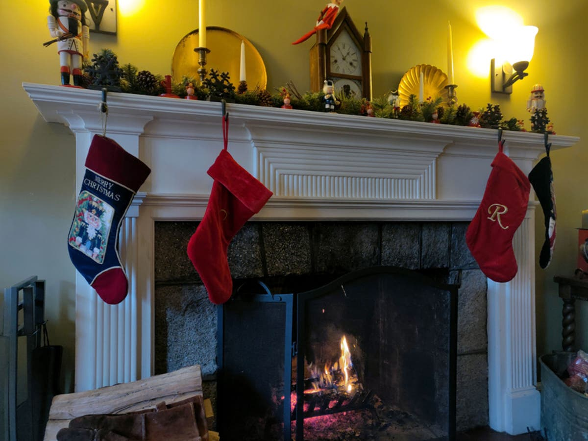 Winter Fire Safety How To Be Warm Cook Keep Christmas Tree