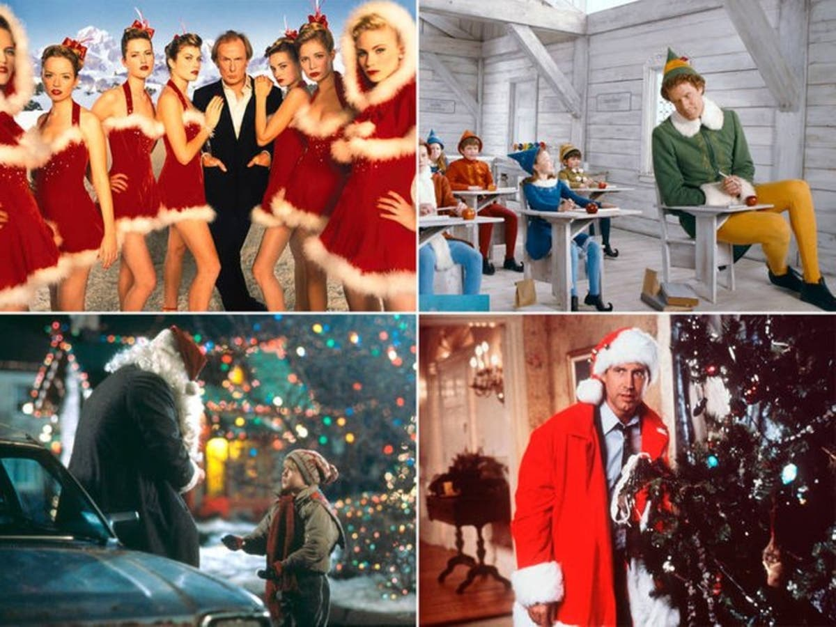 Final List Of Christmas Movies On Cable, Netflix, Hallmark