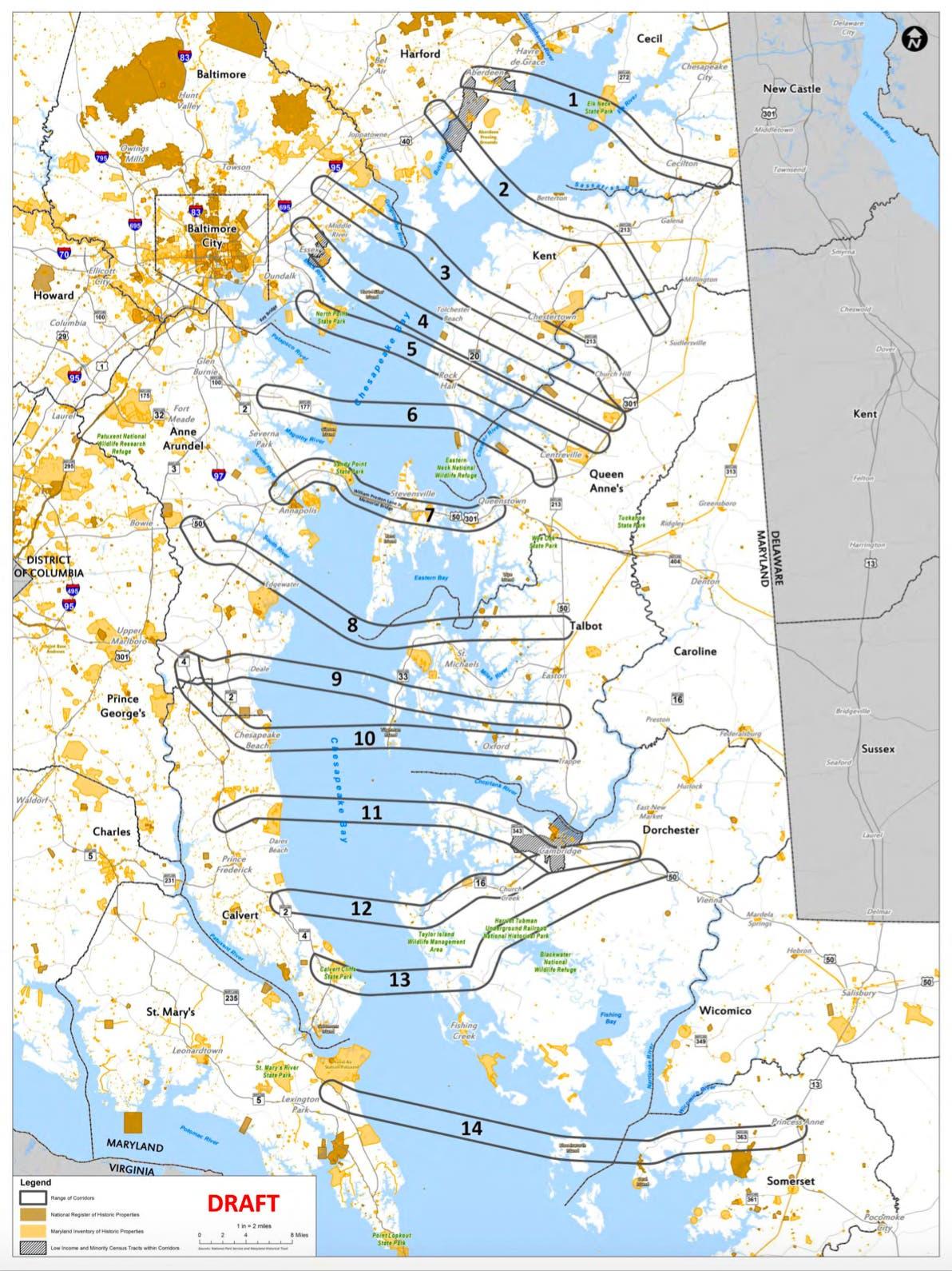 New Chesapeake Bay Bridge Options Provoke Debate | Annapolis, MD Patch