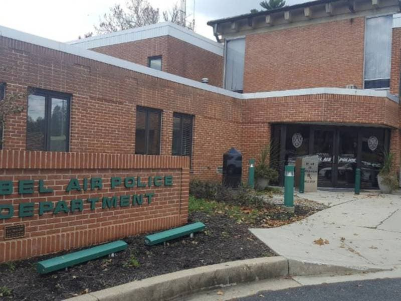 Expansion Of Bel Air Police Station To Be Discussed April 8