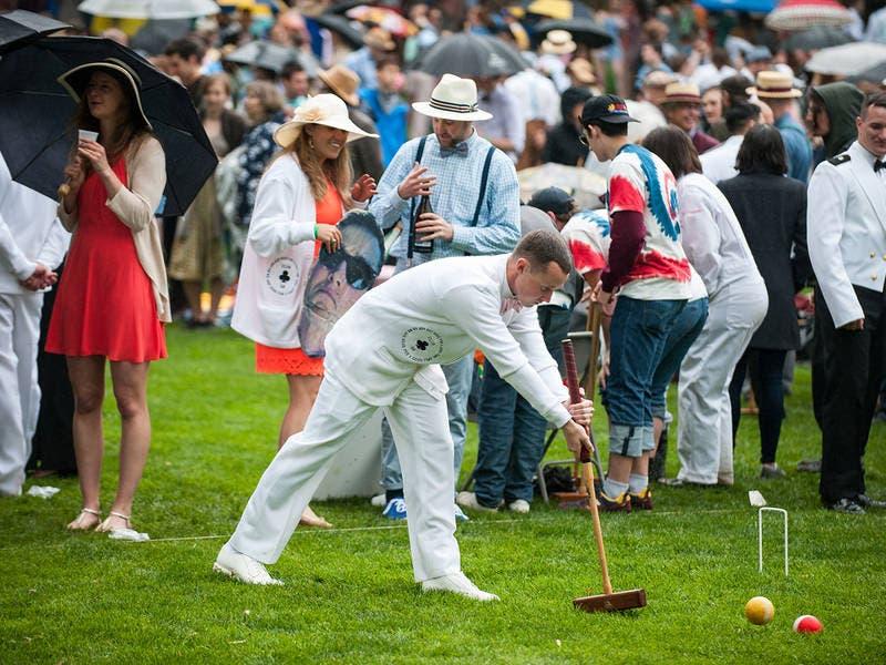 6 April Events In Annapolis: Book Fest, Croquet Cup, Sailboats