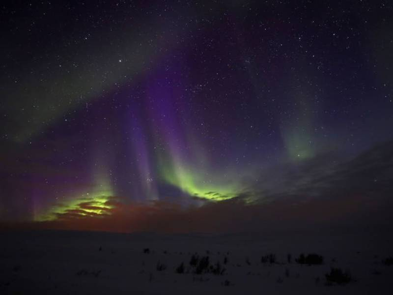 Northern Lights May Be Visible This Weekend In NoVA