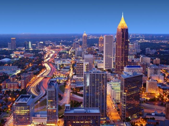 Here's Where Atlanta Ranks In Best Places To Live: US News