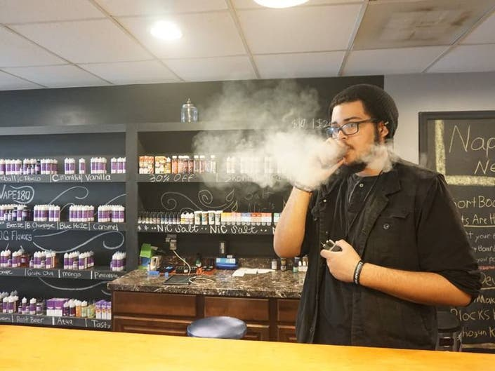 Smoking, Vaping Age To Climb To 21; Annapolis Shop Weighs Effect
