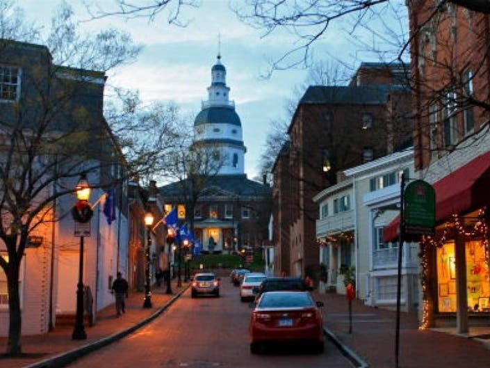 Anne Arundel County Ranked 5th For Population Growth In Maryland