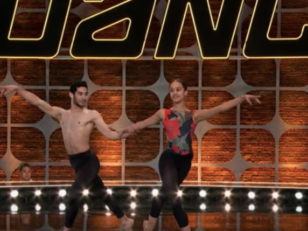 NoVa Duo Wows Fox TV Dance Show Judges | Patch PM | Herndon
