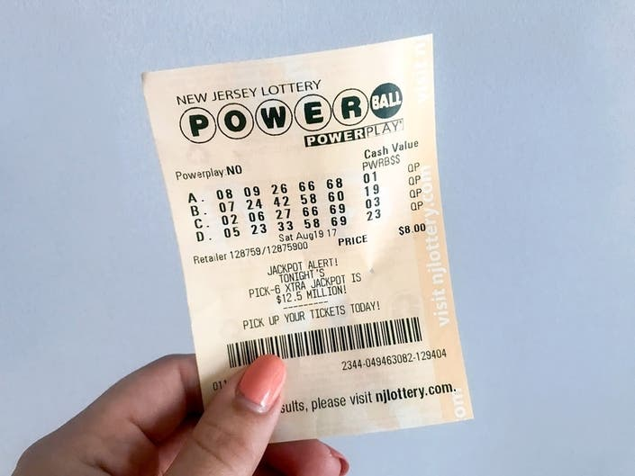 Powerball Winning Numbers For 6 26 2019 Drawing 122m Jackpot