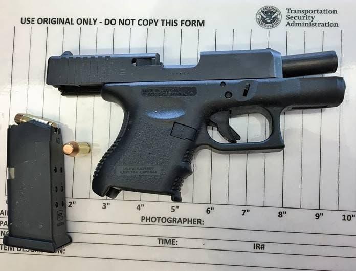 PG County Woman Brings Loaded Gun To BWI Airport: TSA