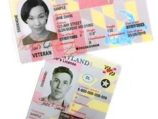 Real ID In Maryland: State First To Be Recertified By Feds