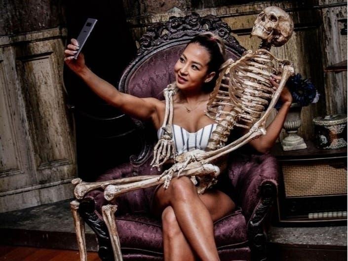 Its A Scream: Halloween Selfie Museum Comes To NoVA | Patch PM