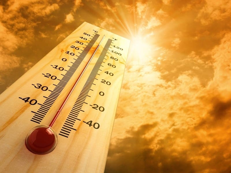 103-Degree Heat: Timeline For Severe NoVA, DC Weather
