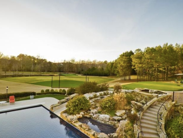 Braves Pitcher Asking $5.2M For Home With Ball Fields   Patch PM