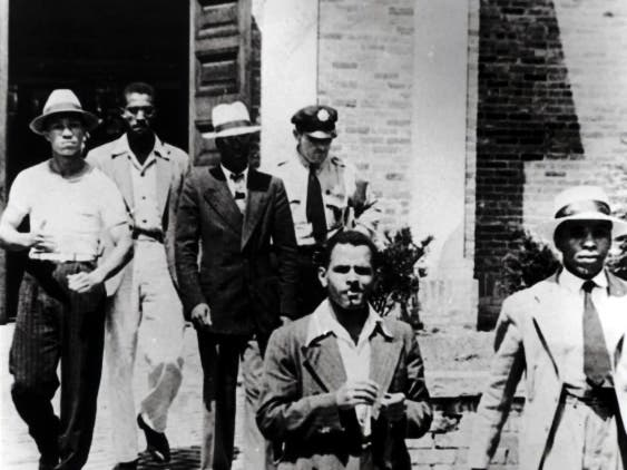 1939 Protestors Of Whites-Only Library Use Have Charges Dropped