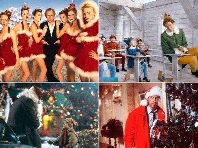 Christmas Week Movies On Cable, Netflix, Amazon, Hulu, Hallmark