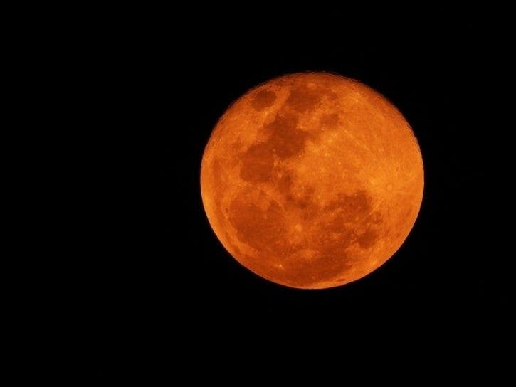 Full Buck Moon, Lunar Eclipse Will Fill 4th Of July Skies In Fl