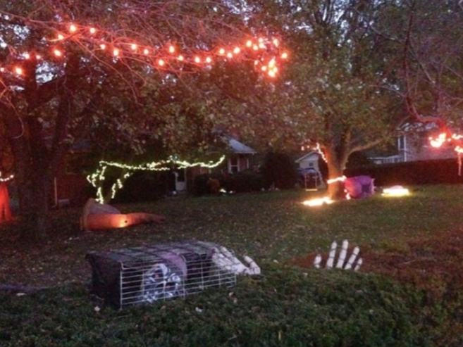 Halloween Events 2020 Near Me Maryland MD Halloween 2020: Submit Your Scary Haunted Yard Photo   Across