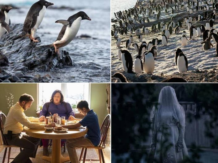 What To Watch This Weekend: Penguins, Breakthrough, And More