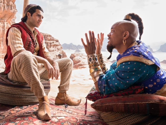 Memorial Day Weekend Movie Guide: Aladdin, Booksmart And More