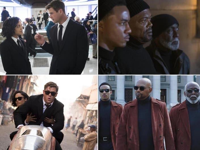 Weekend Movie Review: Men In Black: International And Shaft
