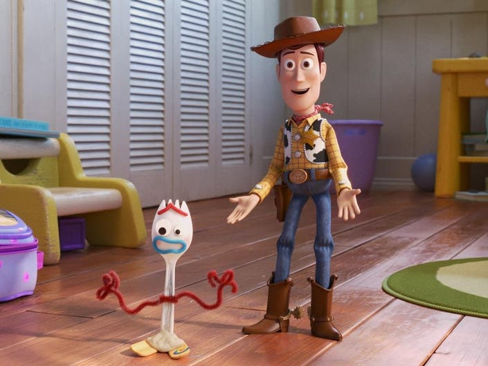 Weekend Movie Review: Toy Story 4, Childs Play And Anna