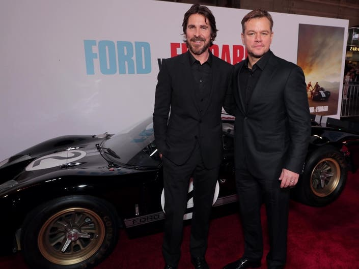 Weekend Movie Review: Ford v Ferrari And Charlies Angels