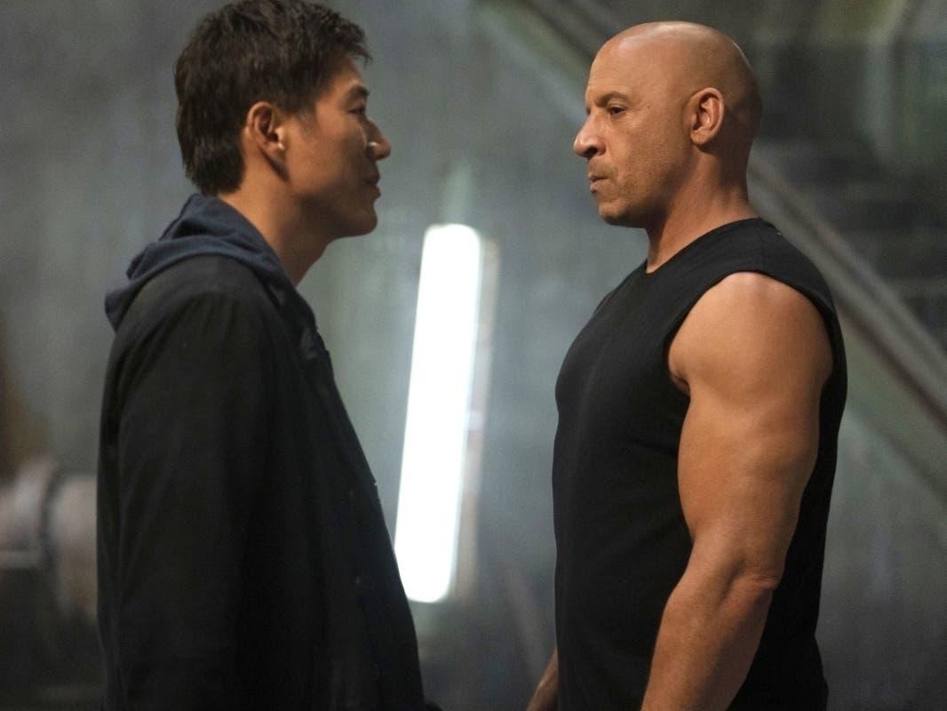 'F9: The Fast Saga' Revvs Up On The Big Screen