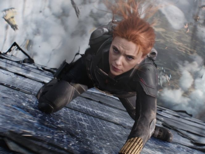 Marvel Is Back On The Big Screen With 'Black Widow'