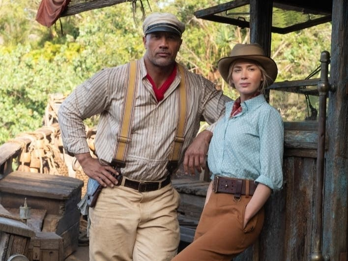 Reviews: 'Jungle Cruise' Stays Afloat And 'Stillwater' Mesmerizes