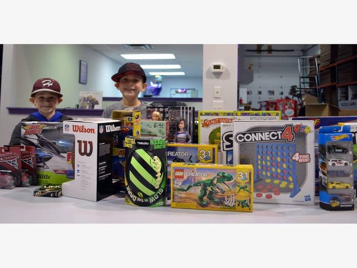 Homer Glen Boy Donates Birthday Presents To Children With Cancer