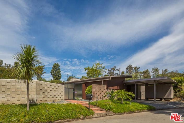 Mid-Century Time Capsule Listed For The First Time In 60 Years