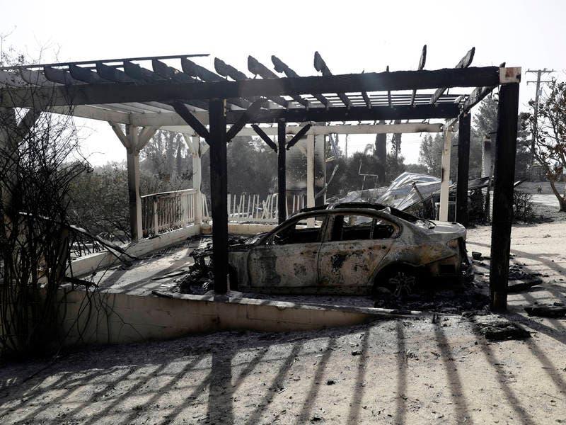Calabasas Fire Update - cityofcalabasas.com