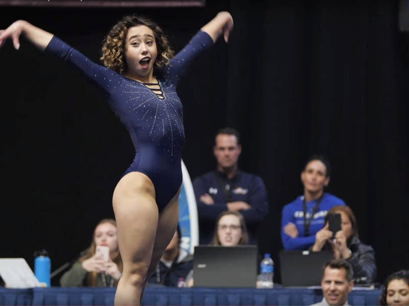Katelyn Ohashi: Gymnast's Perfect 10