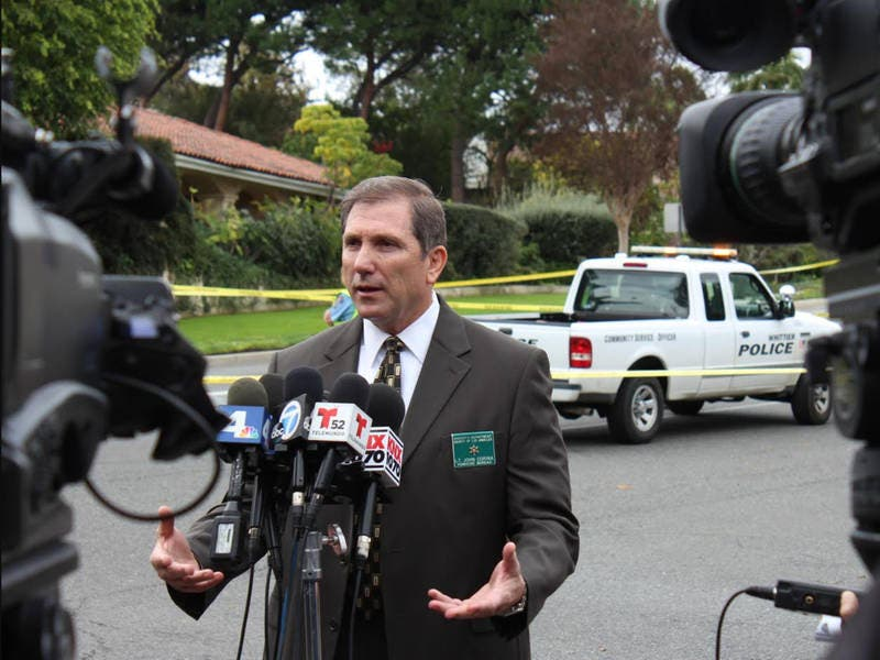 LA Sheriff's Department Mourns Passing Of Top Detective | Los Angeles, CA Patch