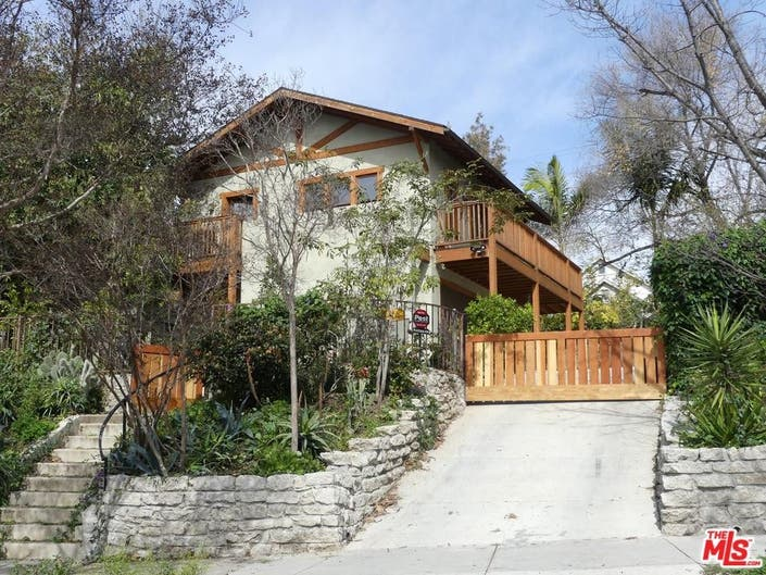 What Does $1.2 M Buy In Hollywood? A 576-Square-Foot Craftsman