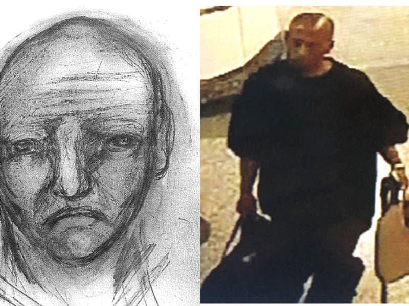 Transient Suspected In Violent Rape At Metro Station