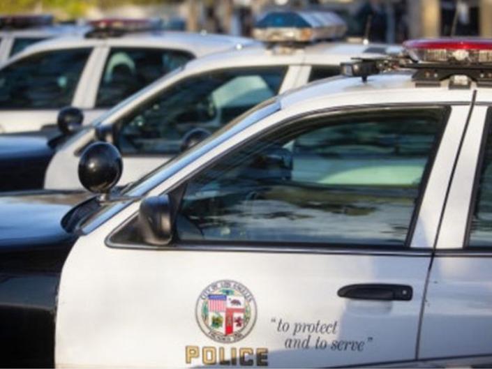 Police Cruiser Runs Over Sunbather At Venice Beach