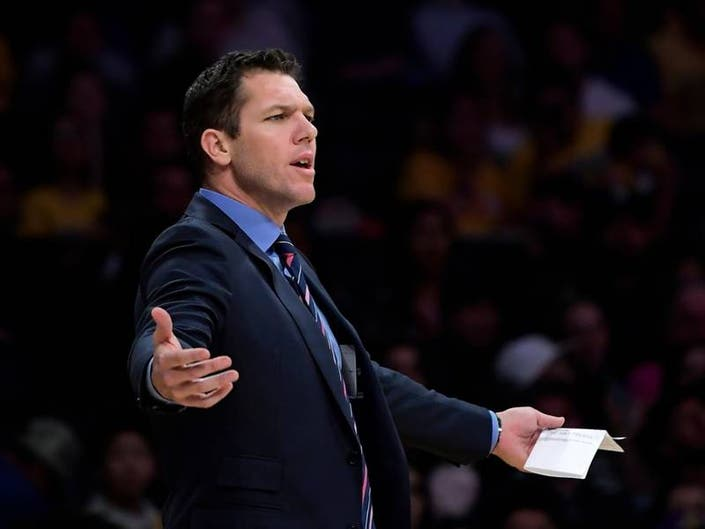 Kelli Tennant Accuses NBA Coach Luke Walton Of Sexual Assault