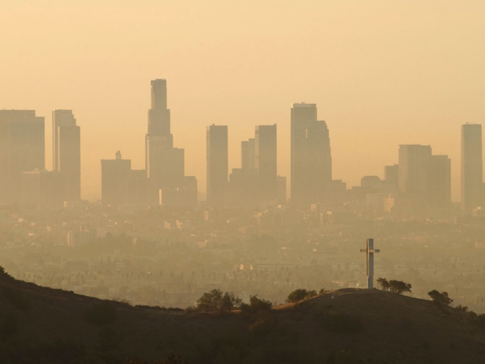 LA Endures Nations Dirtiest Air As Problem Worsens, Study Finds