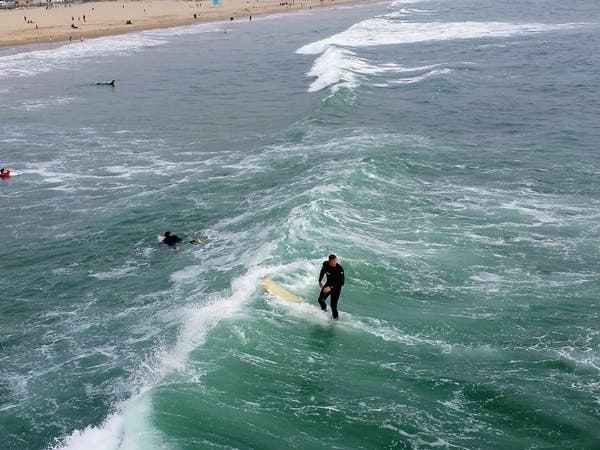 Dangerous Rip Tides To Hit Venice Beach