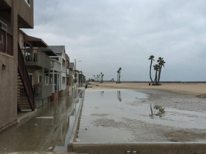 Beach City Faces Underwater Future   Art In Odd Places   Patch PM
