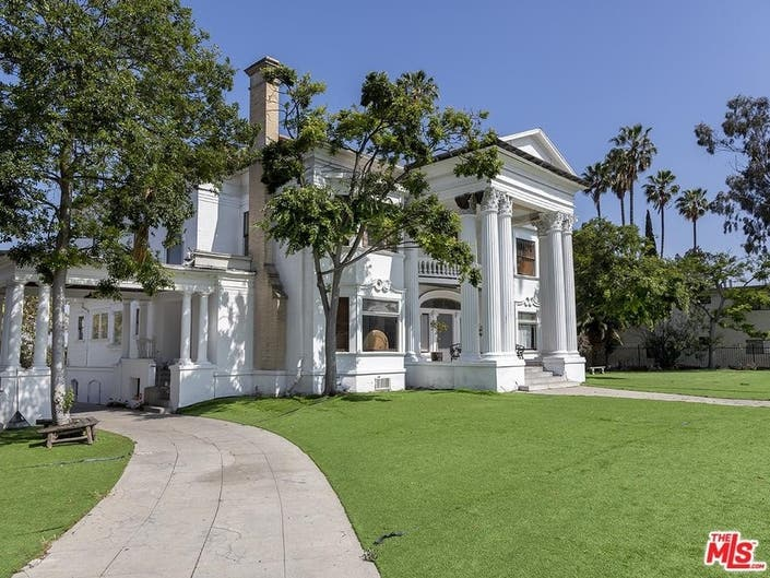 Classic LA Home Is Both Monument And Film Star